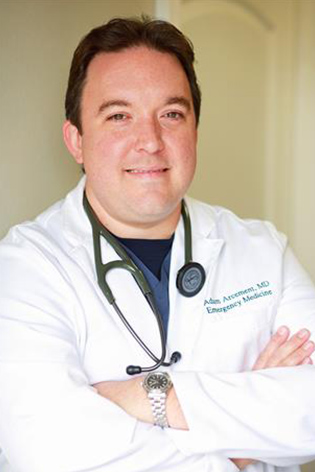 Adam Arcement, MD, FAAEM