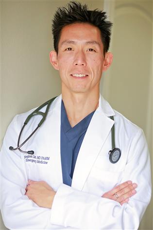 Stephen Lim MD FAAEM